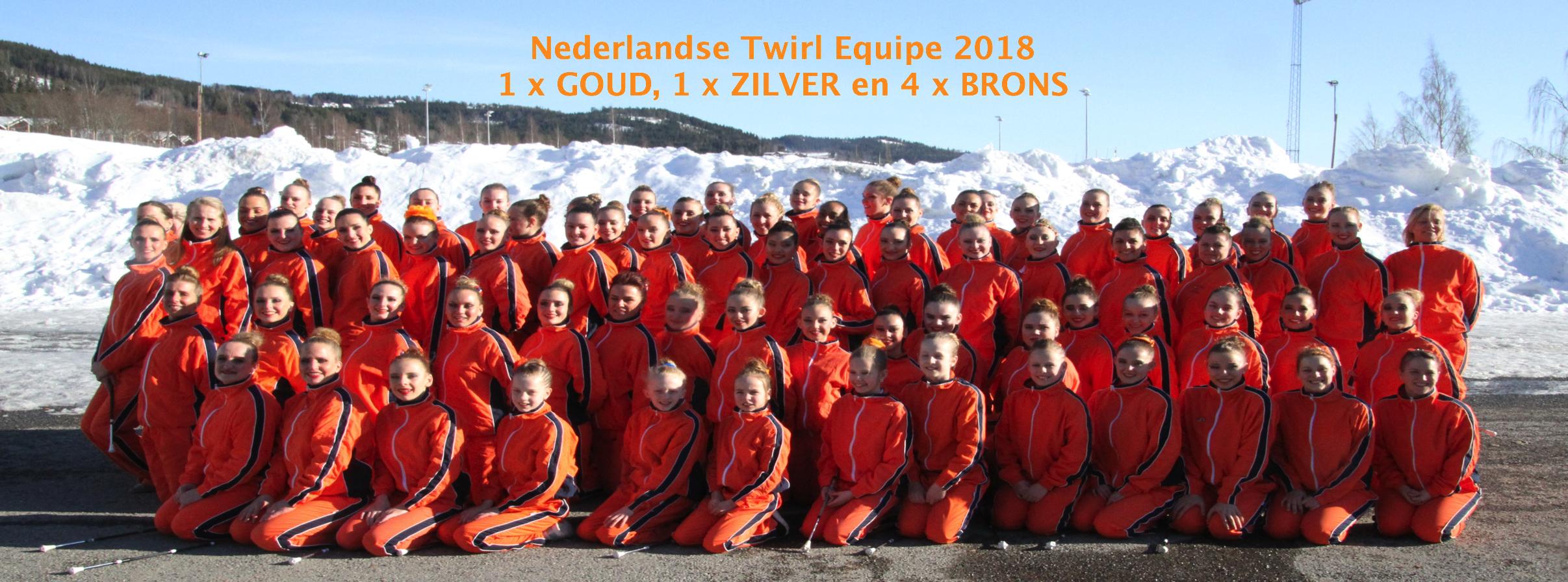 Twirl Equipe 2018