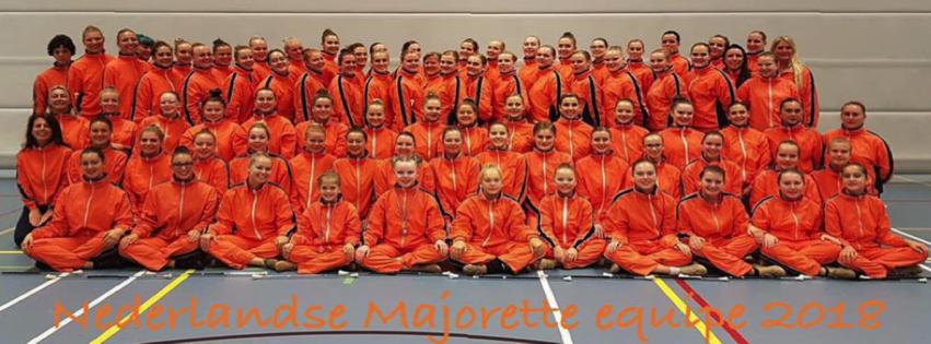 majorette equipe 2018