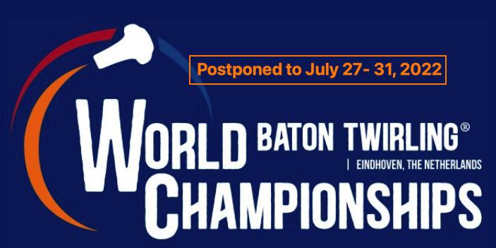 WK Twirl opnieuw uitgesteld