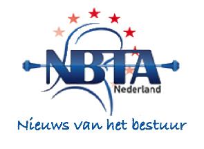 NBTA Nederland ziet af van deelname aan EK Twirling en Majorette