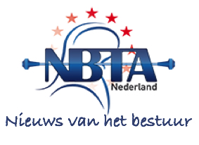Reactie NBTA Nederland op IBTF bericht.